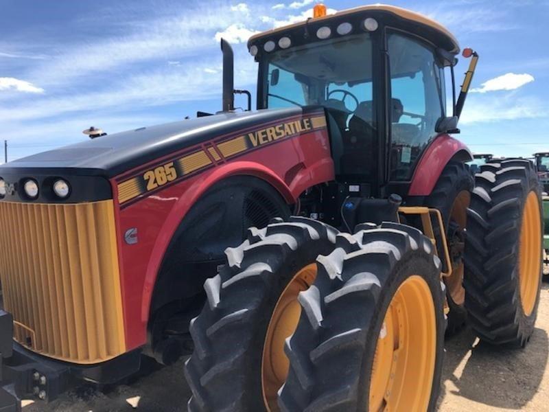 2019 Versatile 265 Tractor