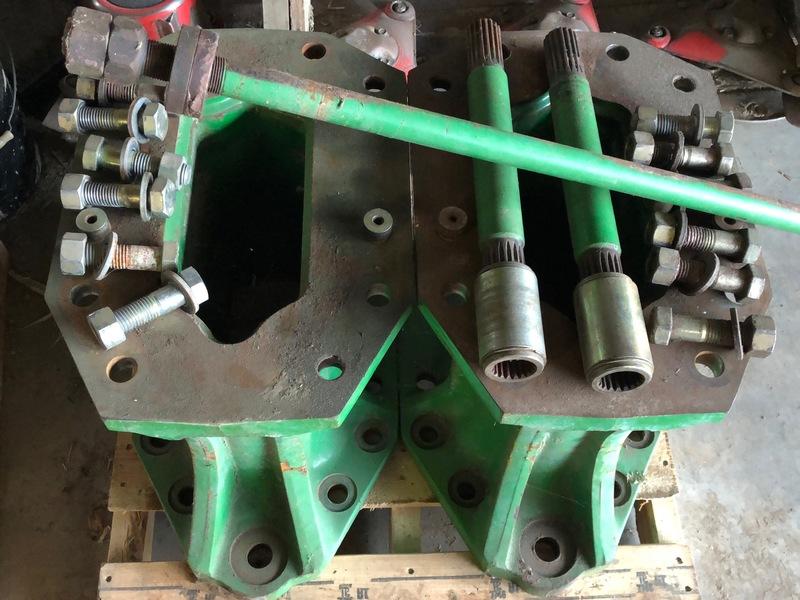 Axle Spacer- 9570 John Deere Combine