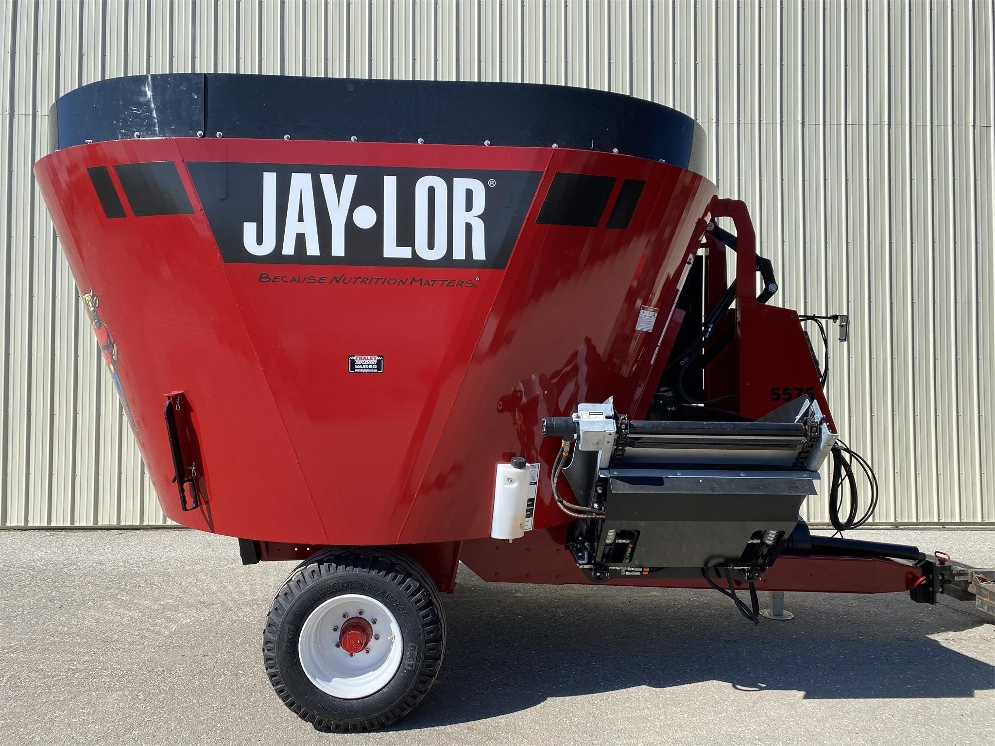 2021 Jay Lor 5575 Grinders and Mixer