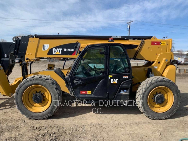 2020 Caterpillar TL1255D Telehandler