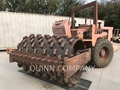 1990 Case W1102 PD Compacting and Paving