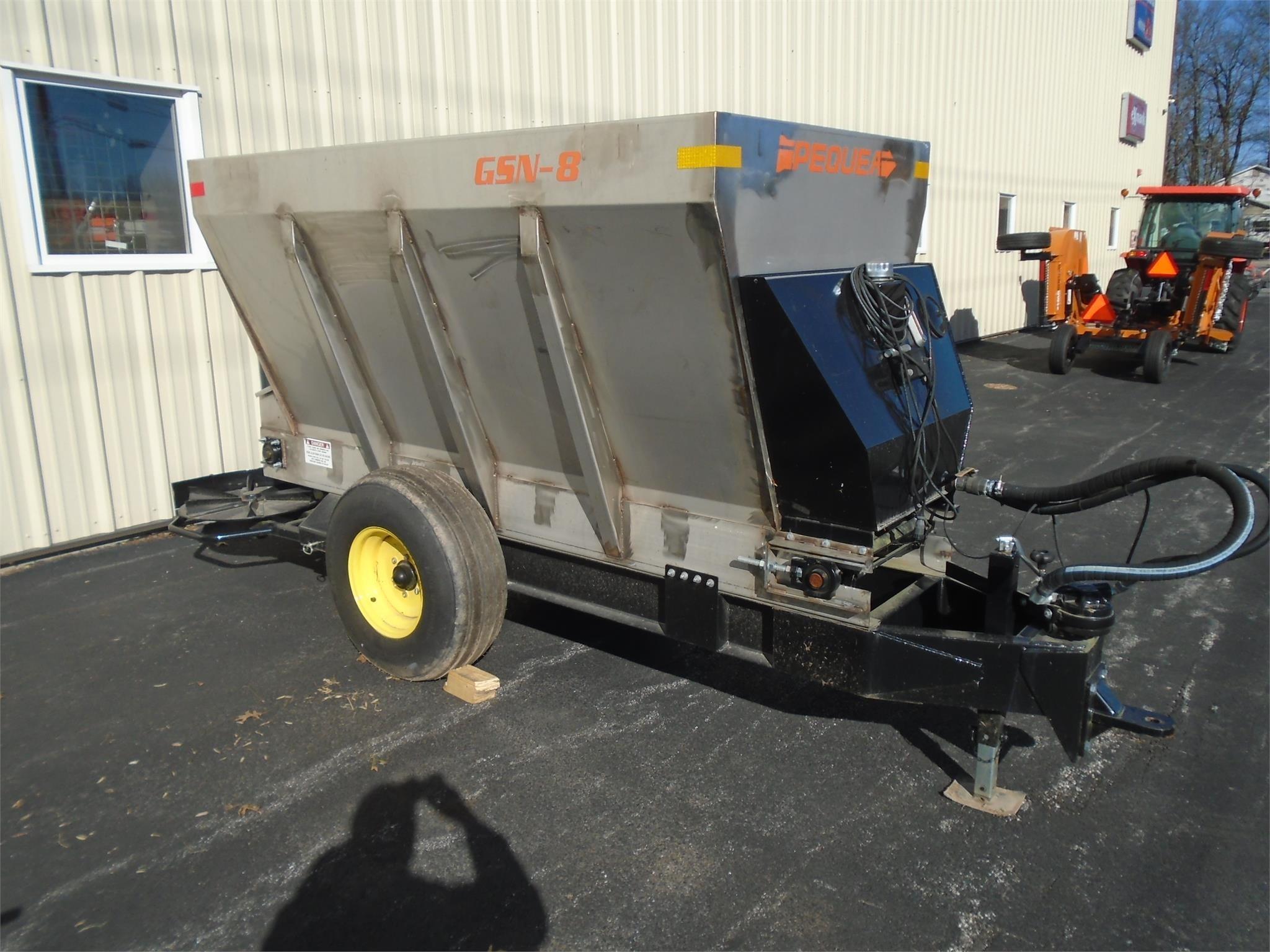 Pequea GSN8 Orchard / Vineyard Equipment