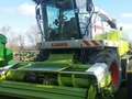 2007 Claas Jaguar 870 Self-Propelled Forage Harvester