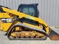 2015 Caterpillar 299D Skid Steer