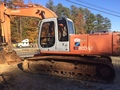 2000 Hitachi 200LC Excavators and Mini Excavator