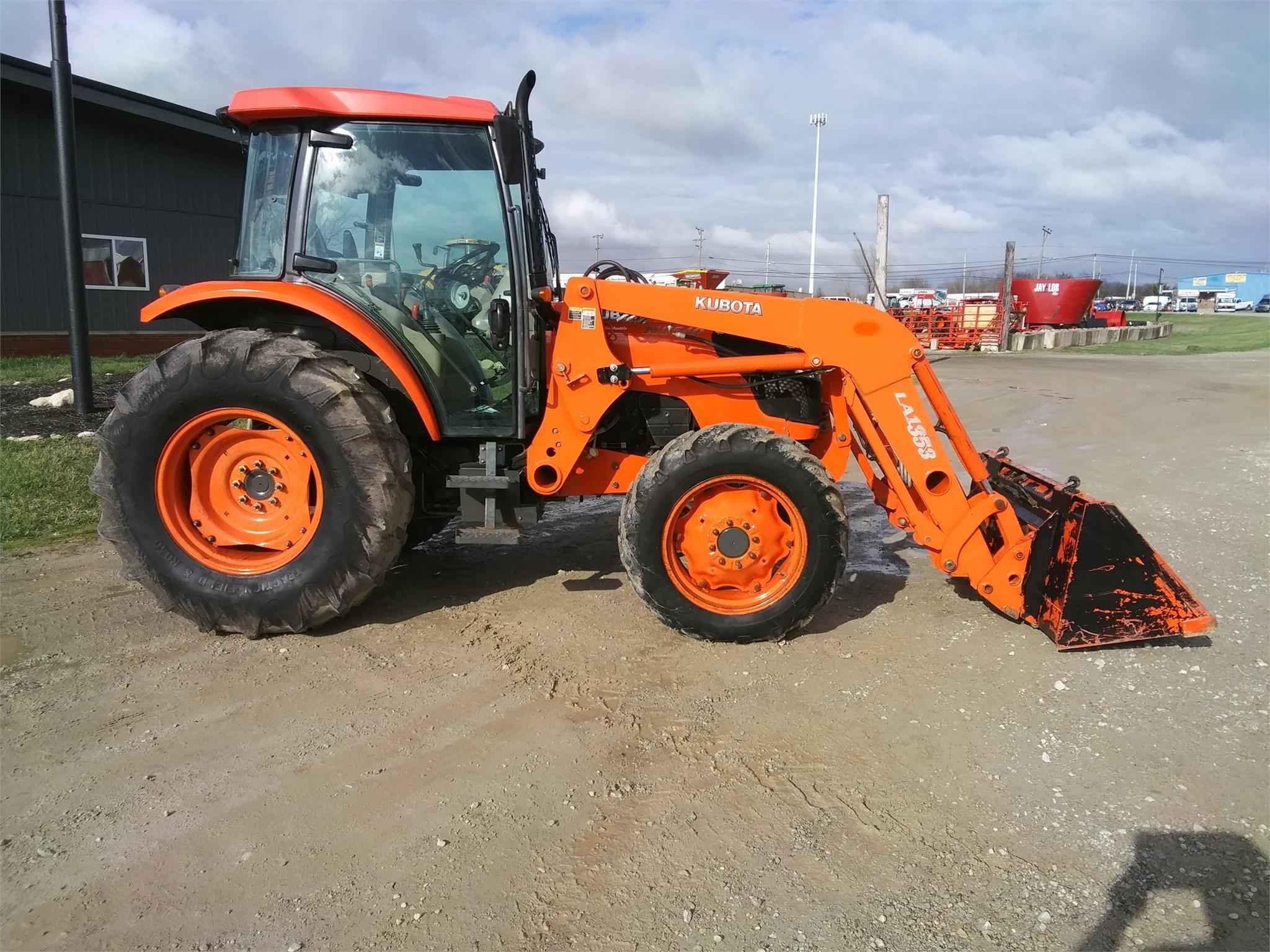 2010 Kubota M8540 Tractor