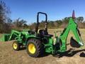 2021 John Deere 3032E TLB Tractor