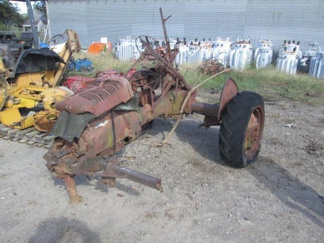 1947 International B Tractor