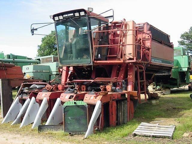 1993 Case IH 2055 Cotton Equipment