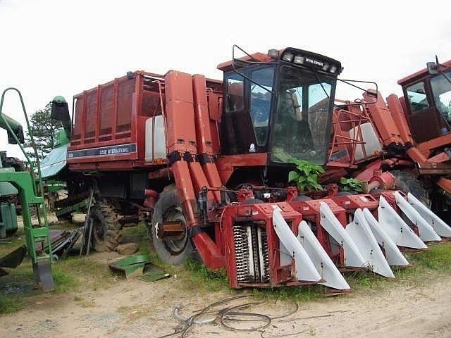 1992 Case IH 2055 Cotton Equipment