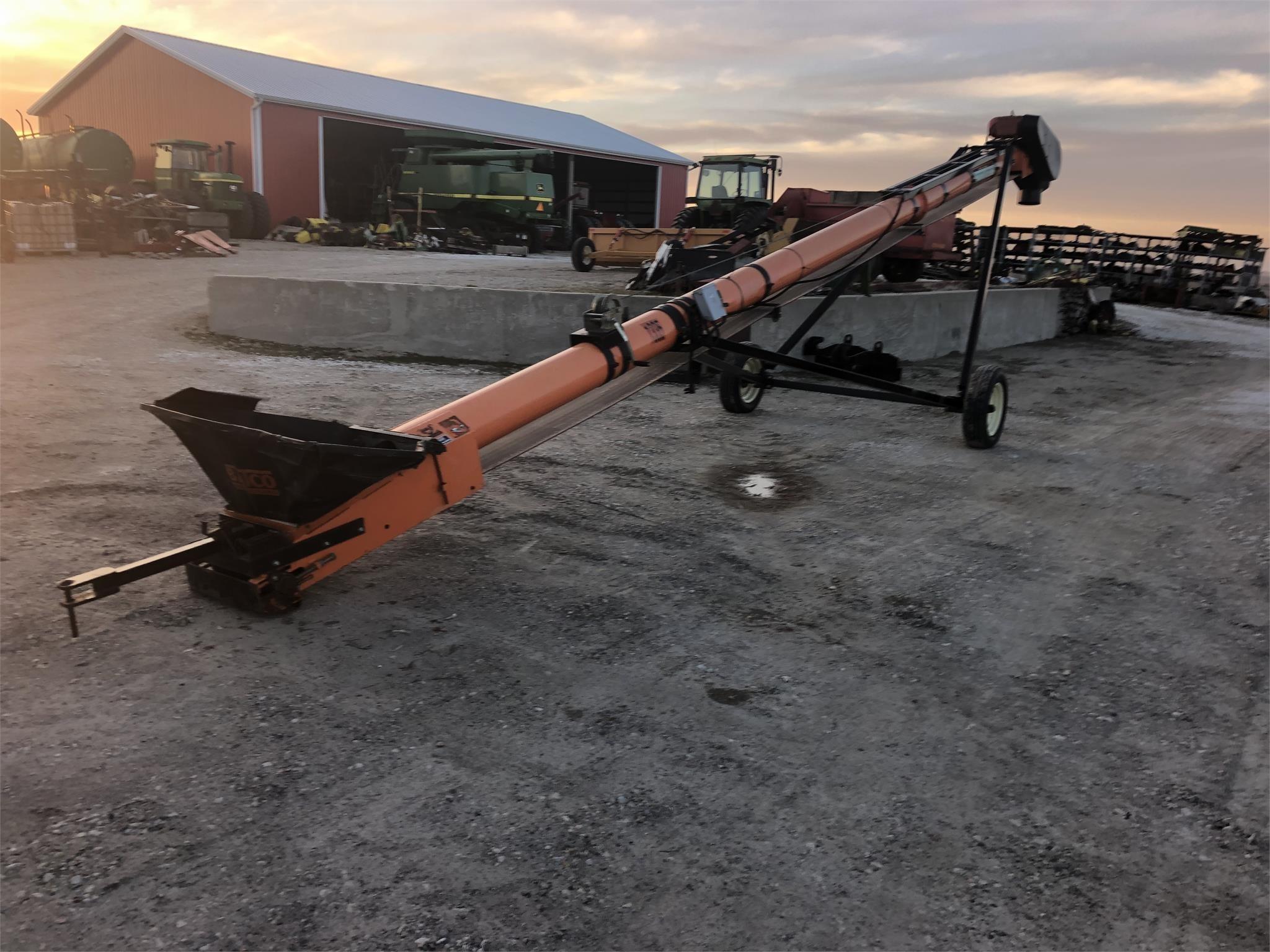 Batco 1335 Augers and Conveyor