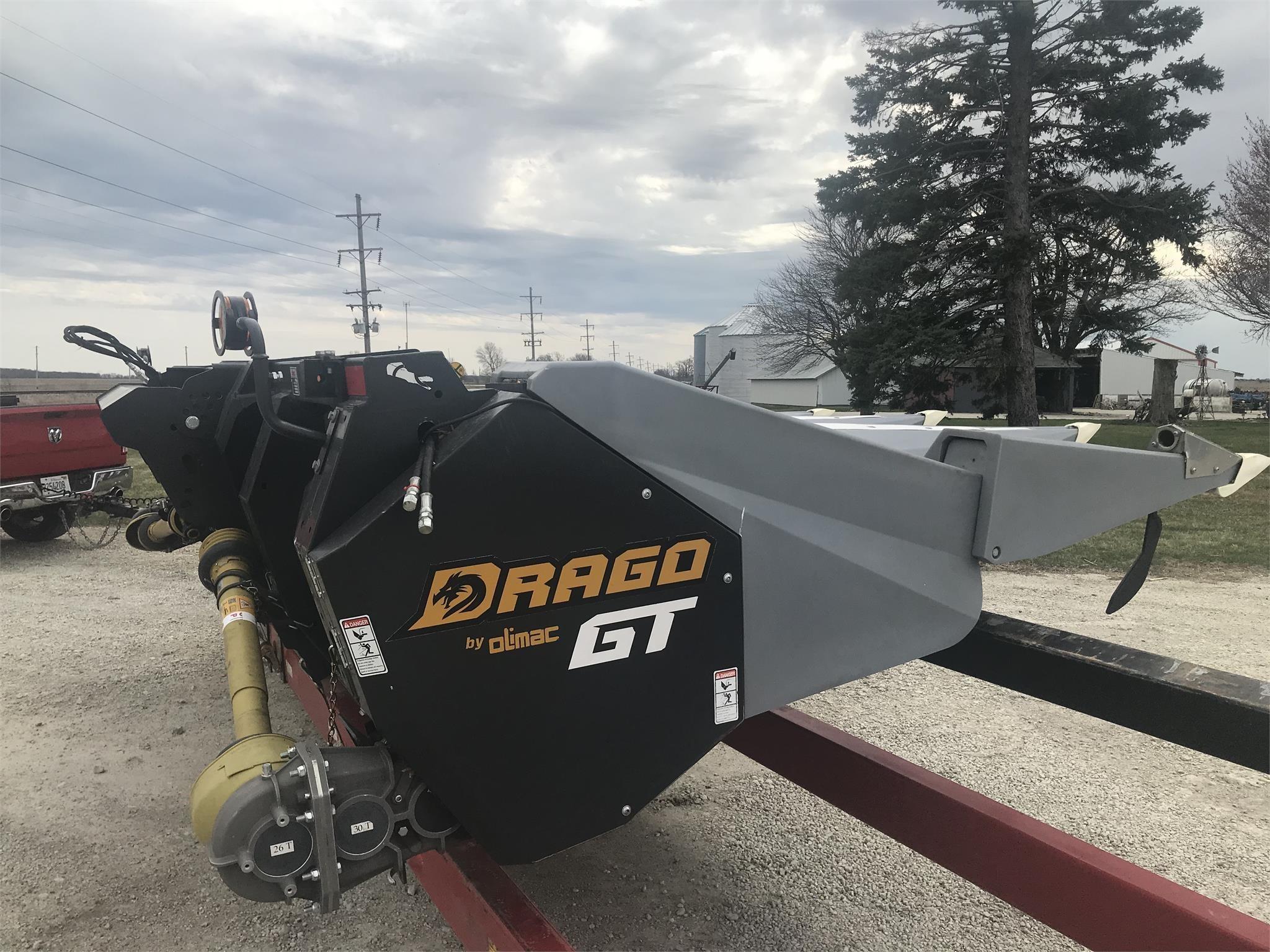 2016 Drago 630 GT Corn Head