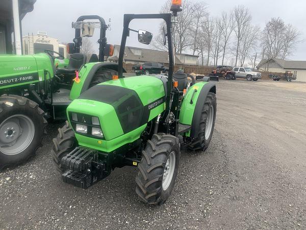 2021 Deutz Fahr 80F Keyline Tractor
