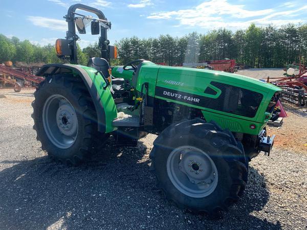 Deutz Fahr 4080E Tractor