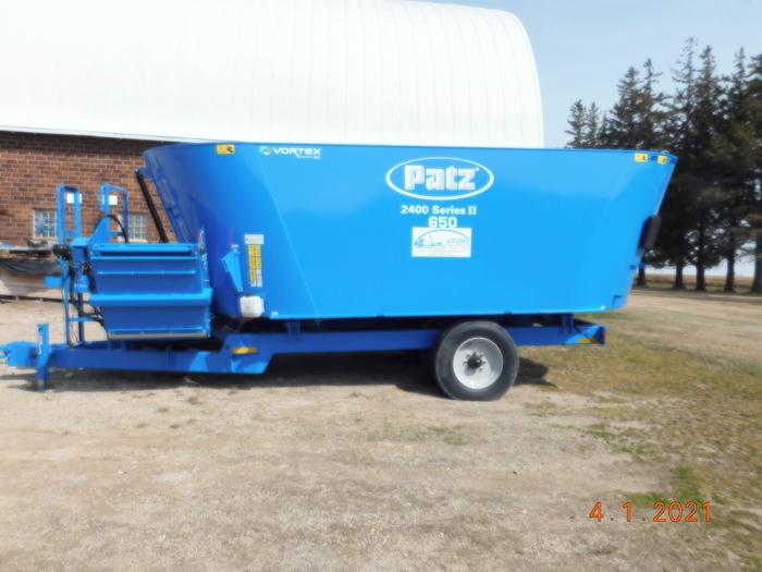 Patz V650 Grinders and Mixer