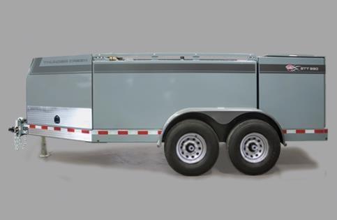 2021 Thunder Creek stt Fuel Trailer