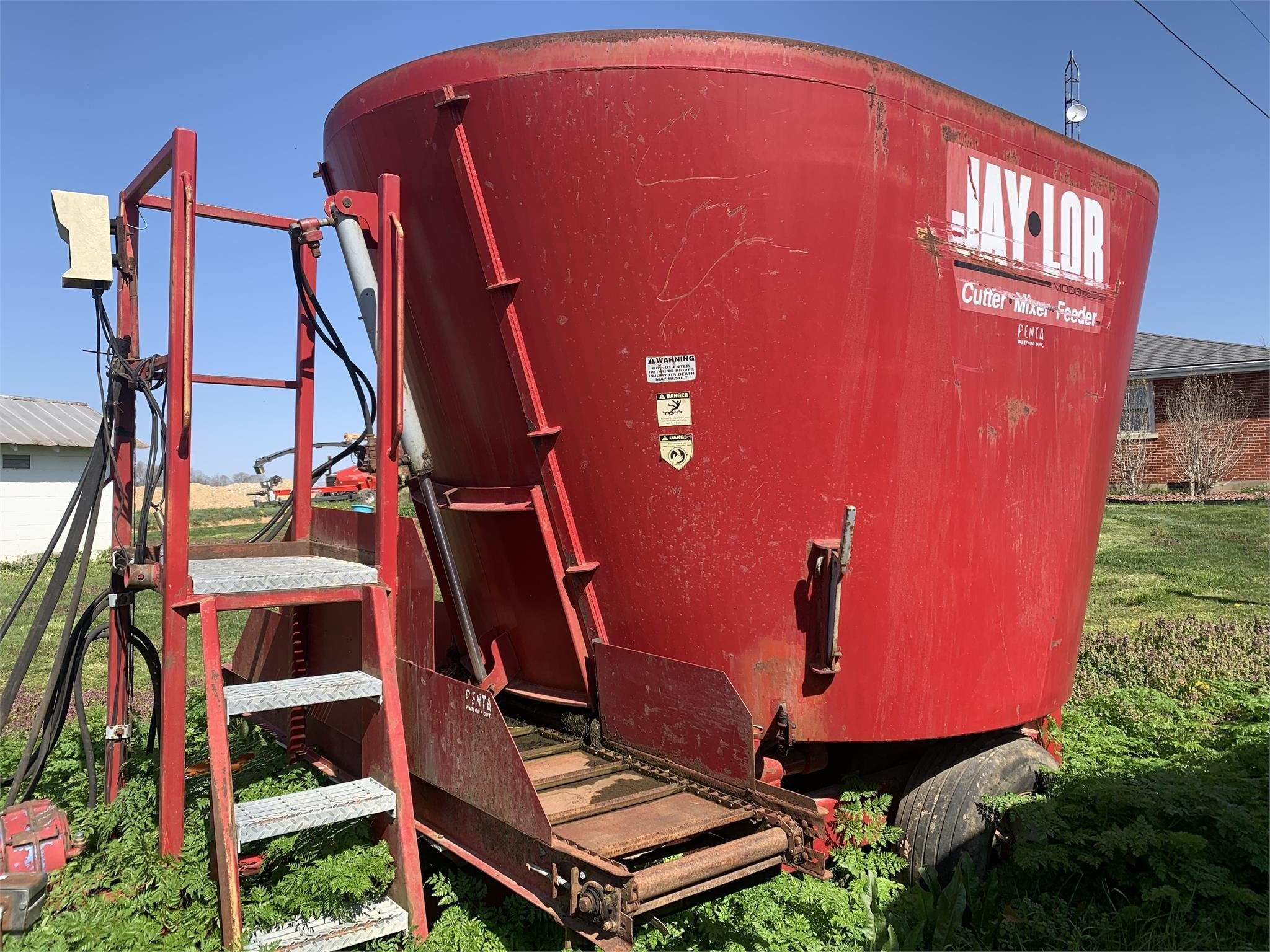 Jay Lor 1600 Grinders and Mixer