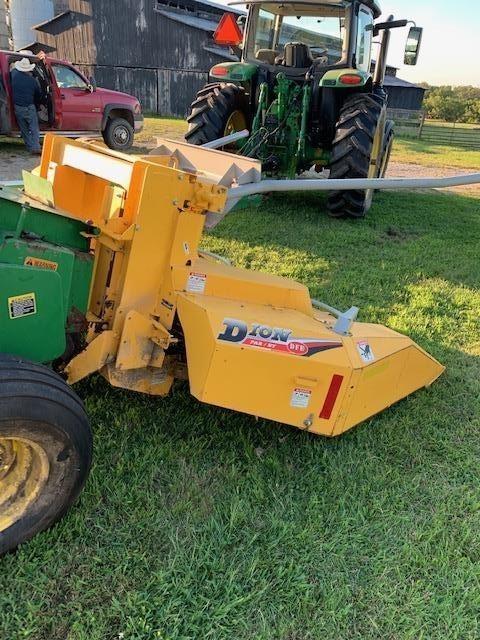 2016 Dion F64 Forage Harvester Head