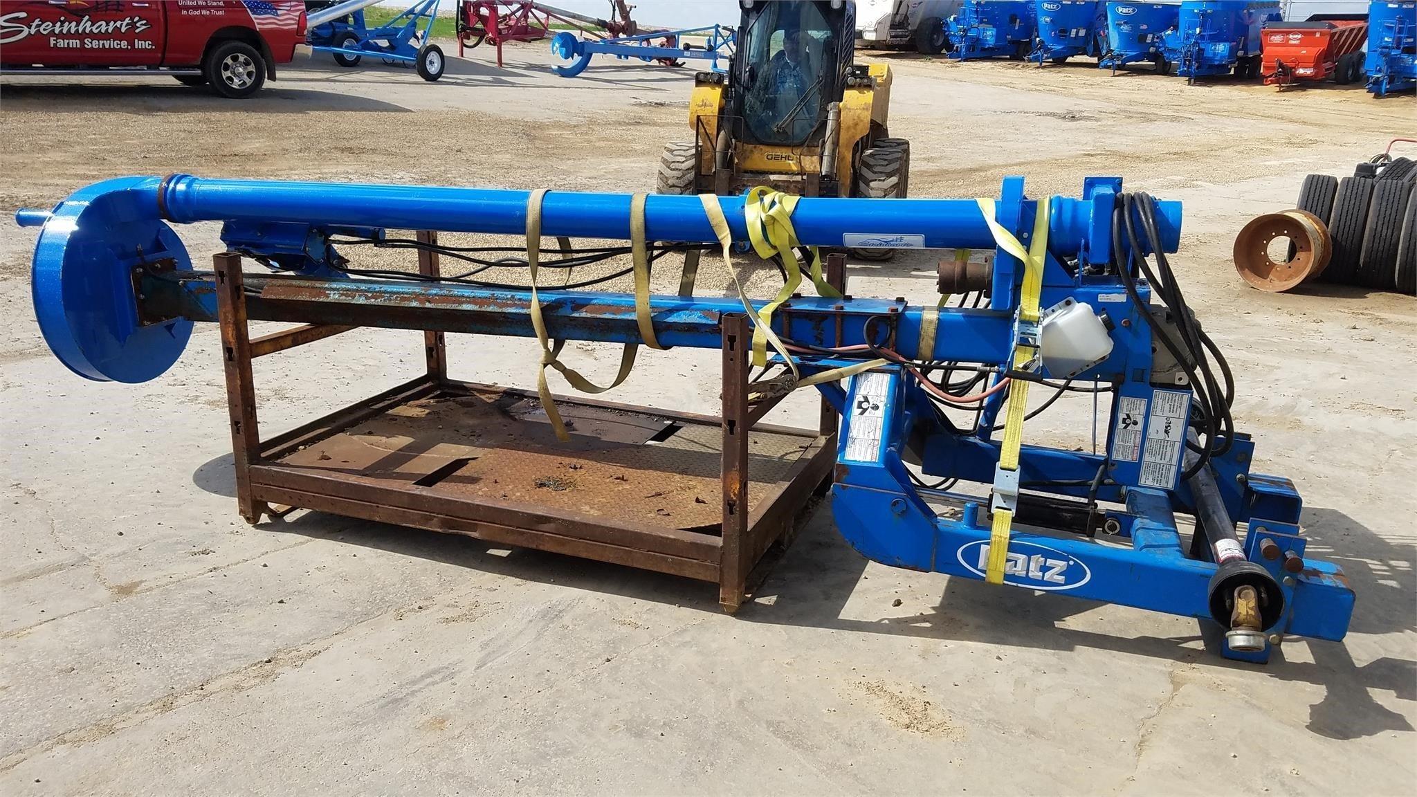 Patz 6000 Manure Pump