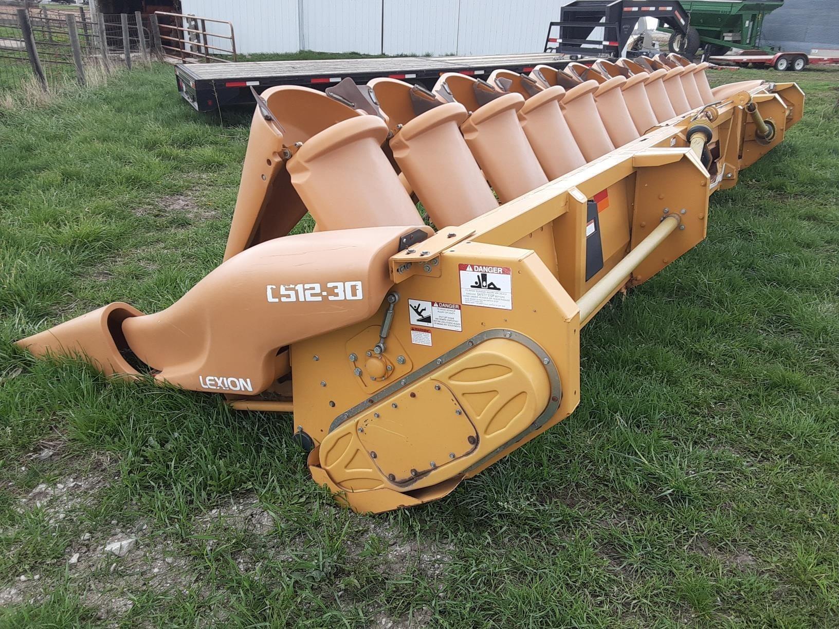 2009 Claas C512-30 Corn Head