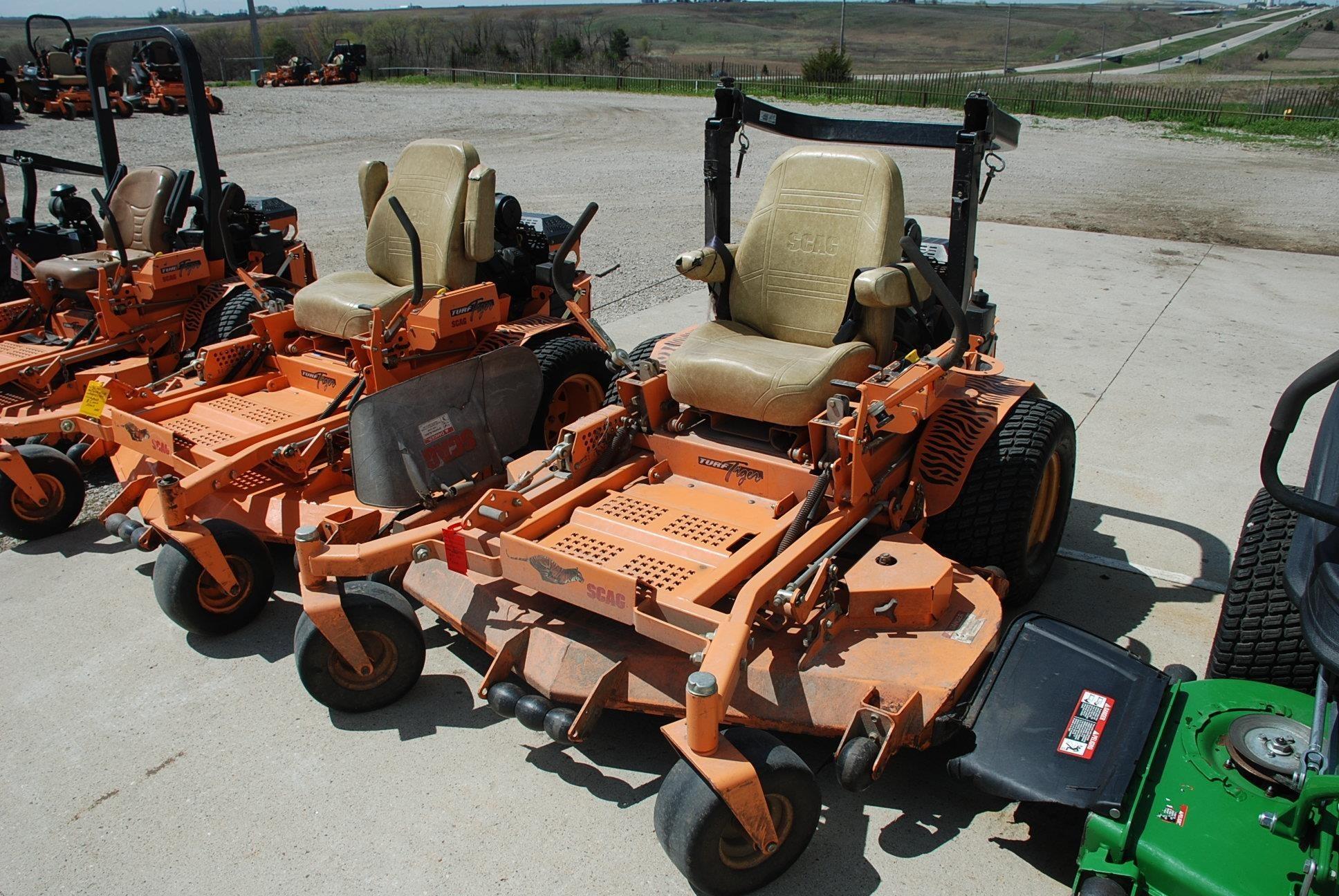 2006 Scag STT61V-27CH Miscellaneous