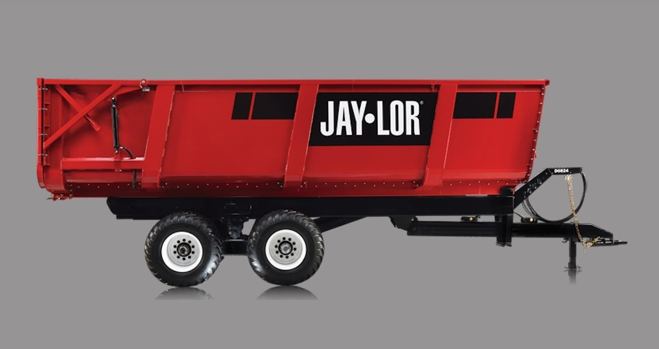 2021 Jay Lor D0824 Forage Wagon
