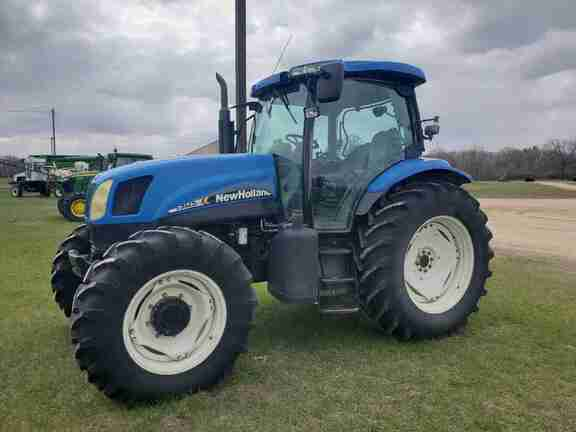 2003 New Holland TS125A Tractor
