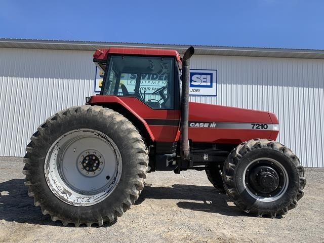 1995 Case IH 7210 Tractor