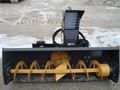 Case 72 Skid Steer Mower Backhoe and Excavator Attachment
