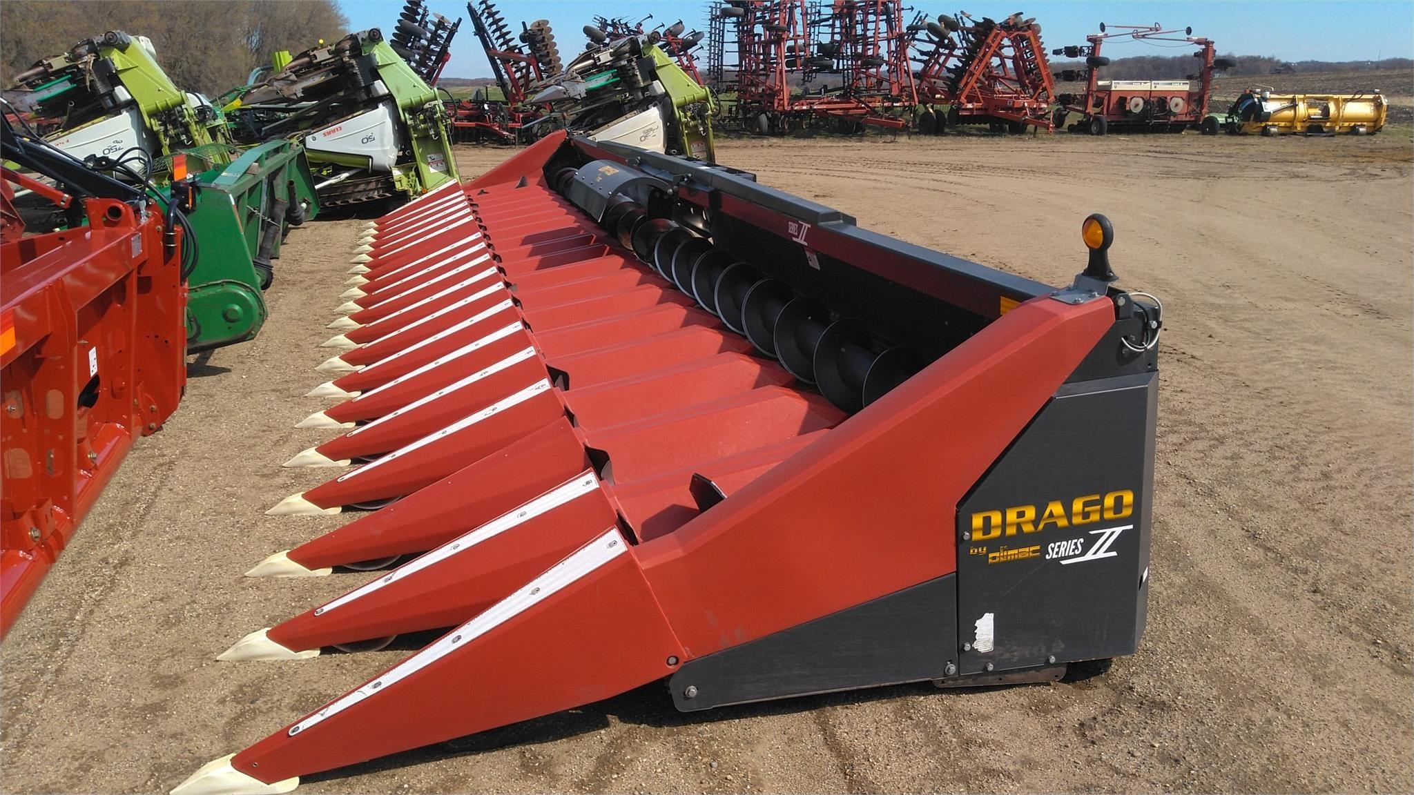2014 Drago 1822 Corn Head