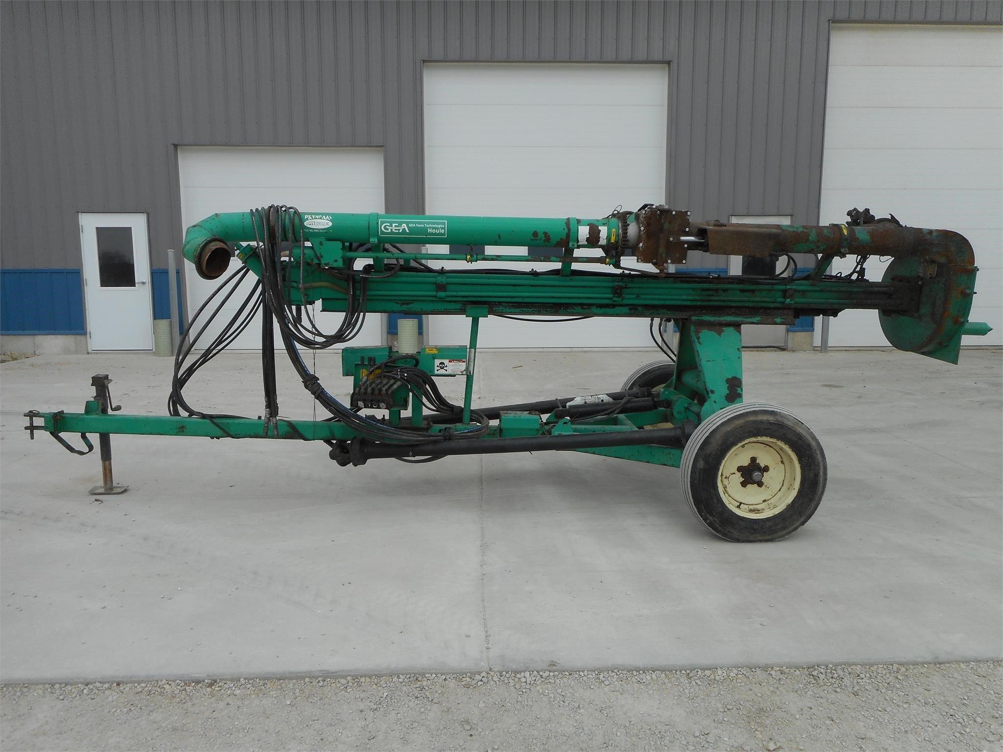 2012 GEA SP-R-10 Manure Pump