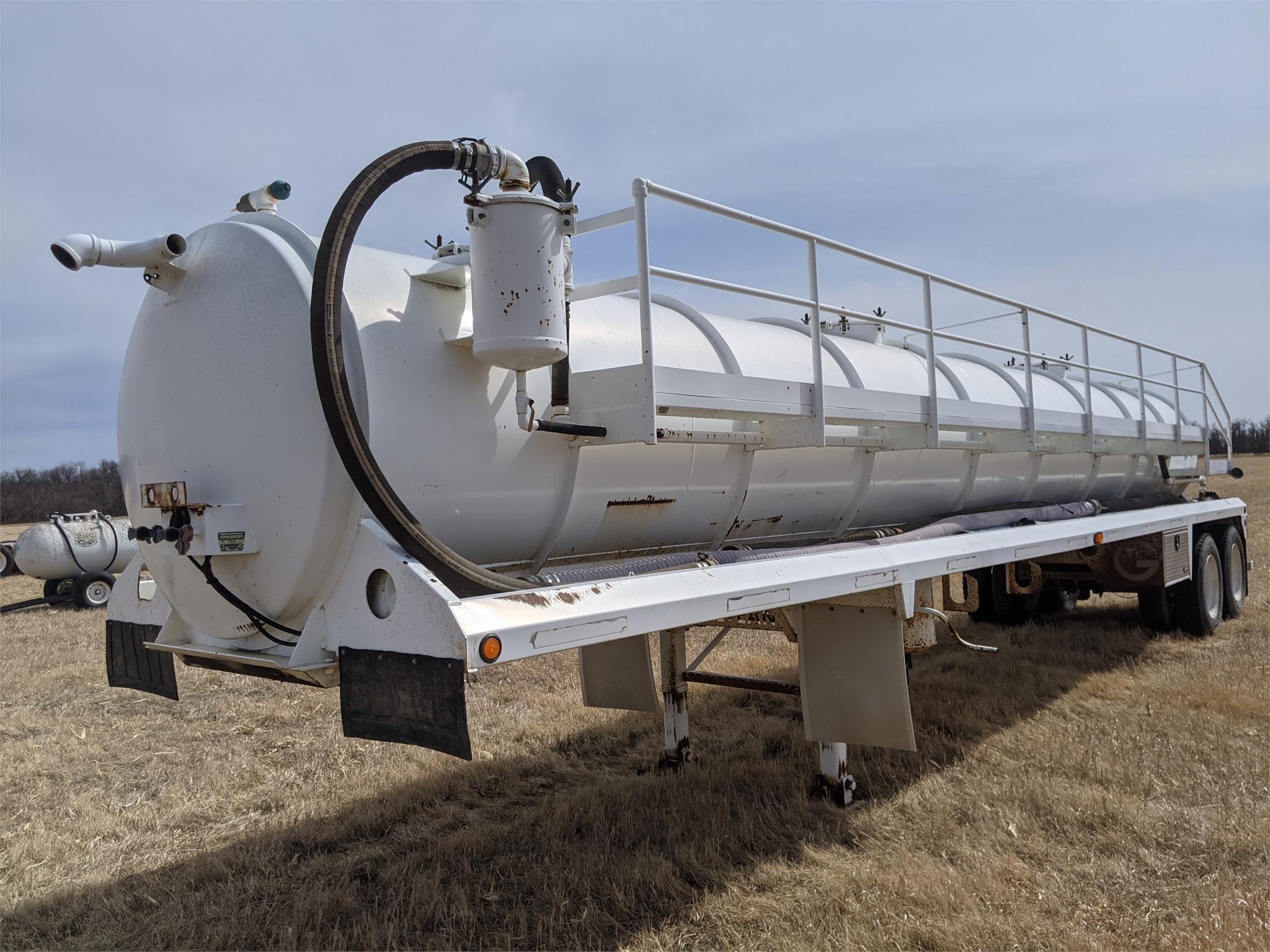 2012 Galyean 130BB Tank