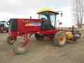 2013 New Holland H8040 Self-Propelled Windrowers and Swather