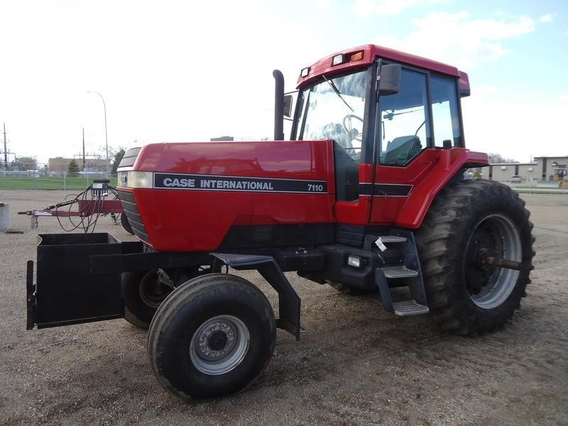 1991 Case IH 7110 Tractor