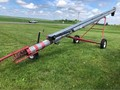 Hutchinson 10x30 Augers and Conveyor