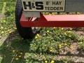 H & S HT8 Tedder