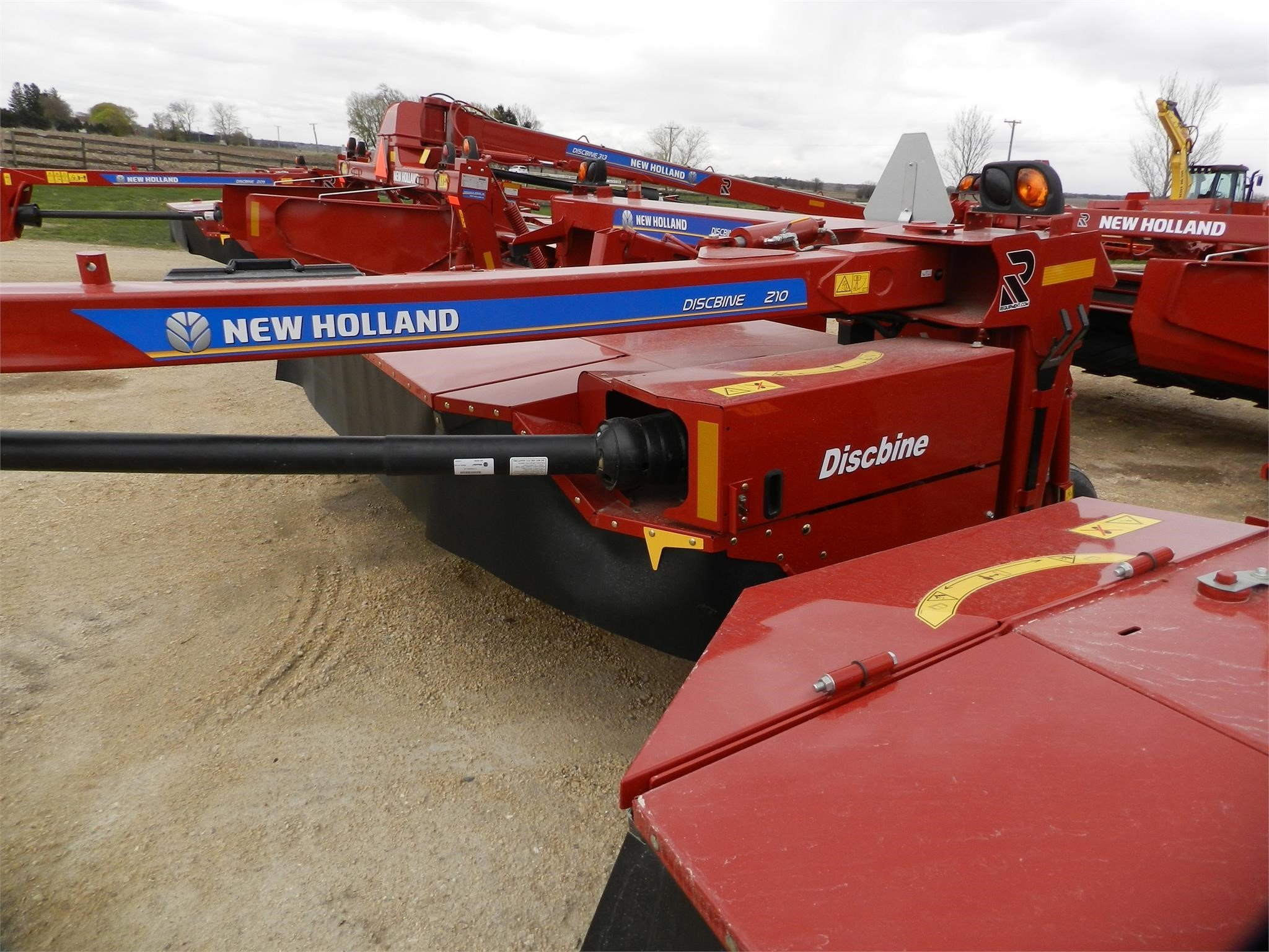 2021 New Holland 210 Manure Spreader