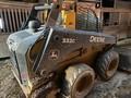 2018 Deere 332G Skid Steer