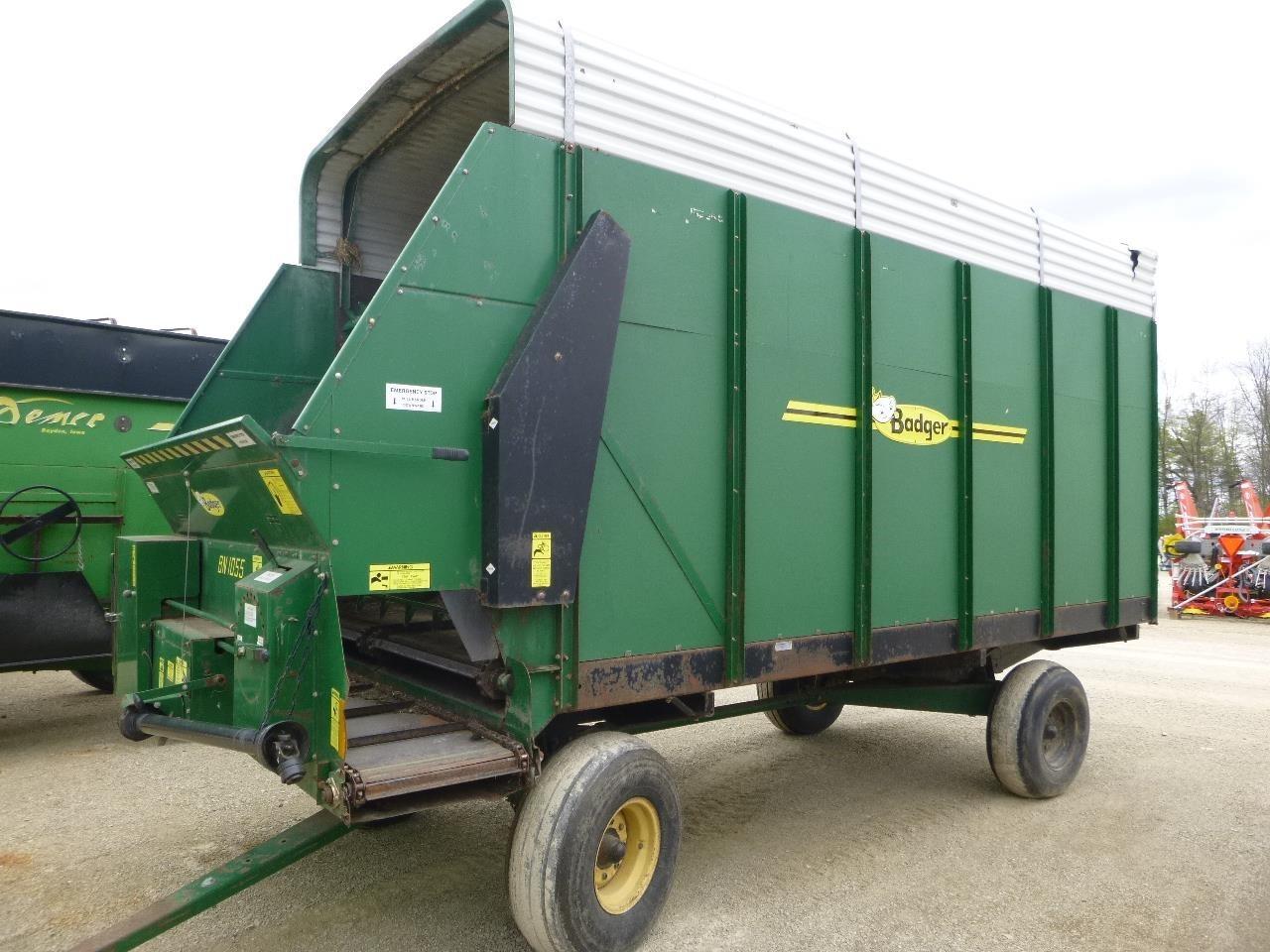 Badger BN1055 Forage Wagon