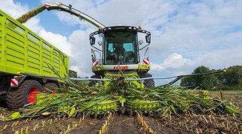 2017 Claas ORBIS 750 Forage Harvester Head