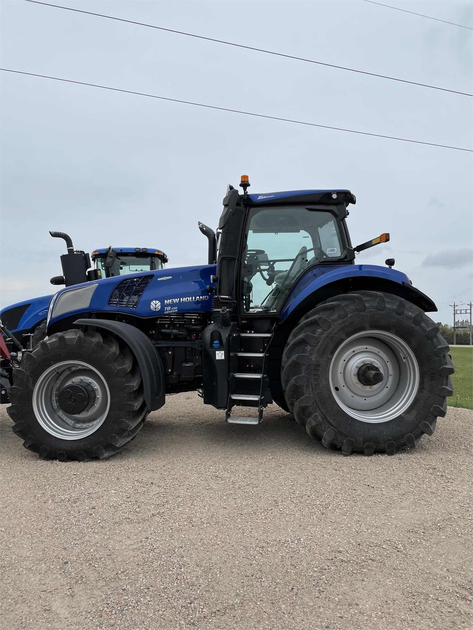 2021 New Holland T8.435 Tractor