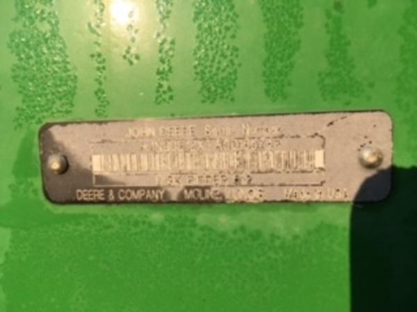 John Deere 512 Disk Chisel