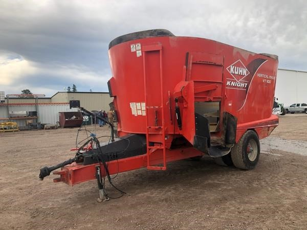 2013 Kuhn Knight VT1100 Grinders and Mixer