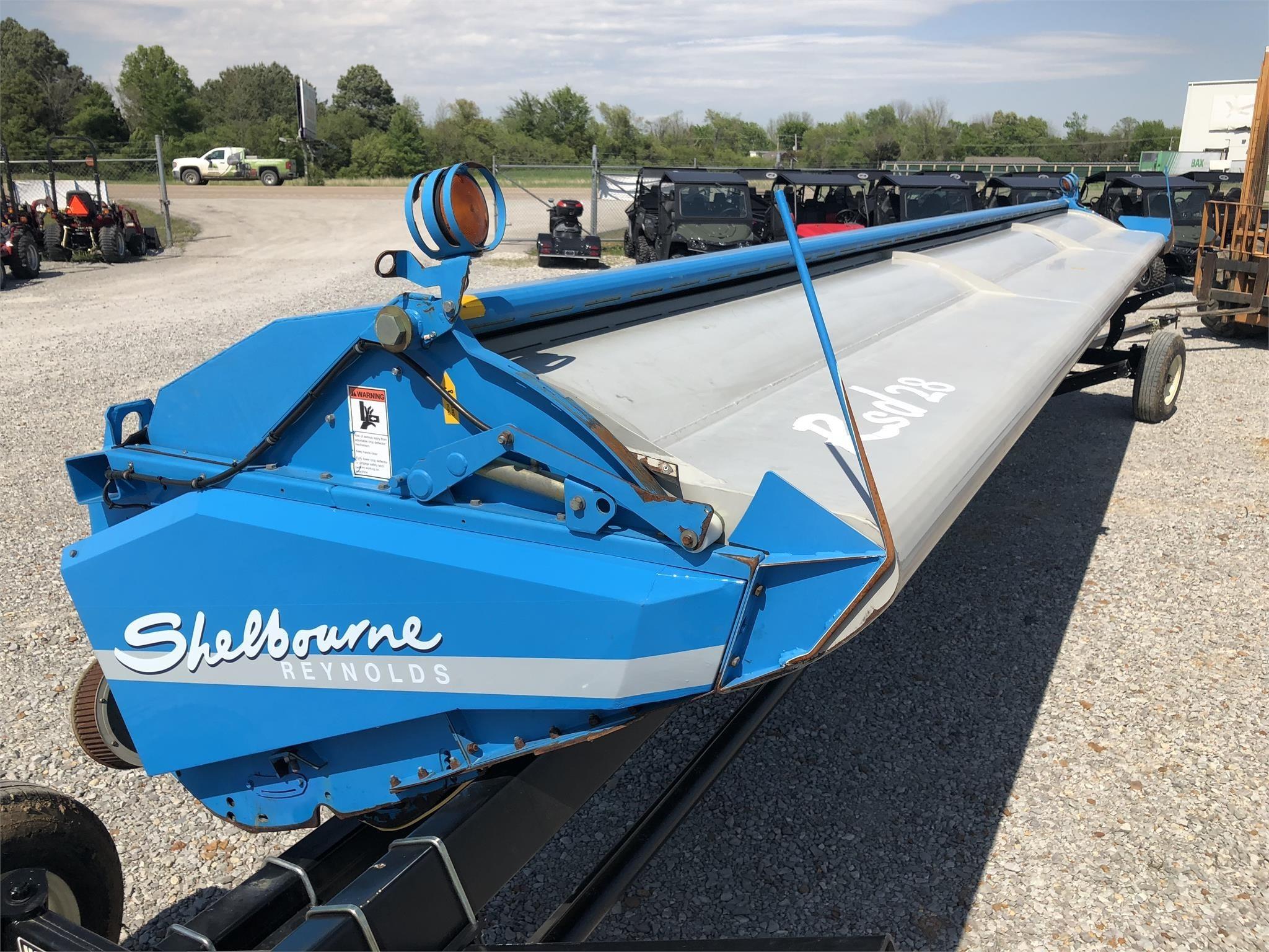 2011 Shelbourne Reynolds RSD28 Platform