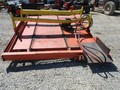 Farmhand F100B Bale Wagons and Trailer