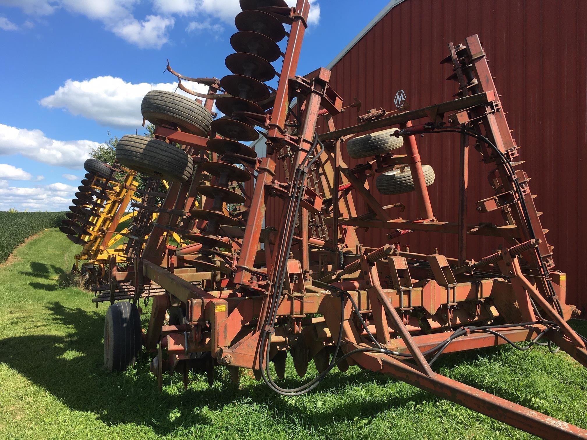 Sunflower 6430-31 Soil Finisher