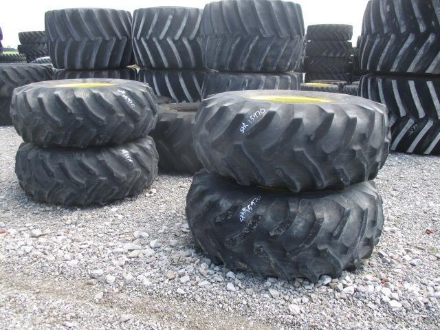 John Deere 23.1 X 26 FLOATERS Wheels / Tires / Track
