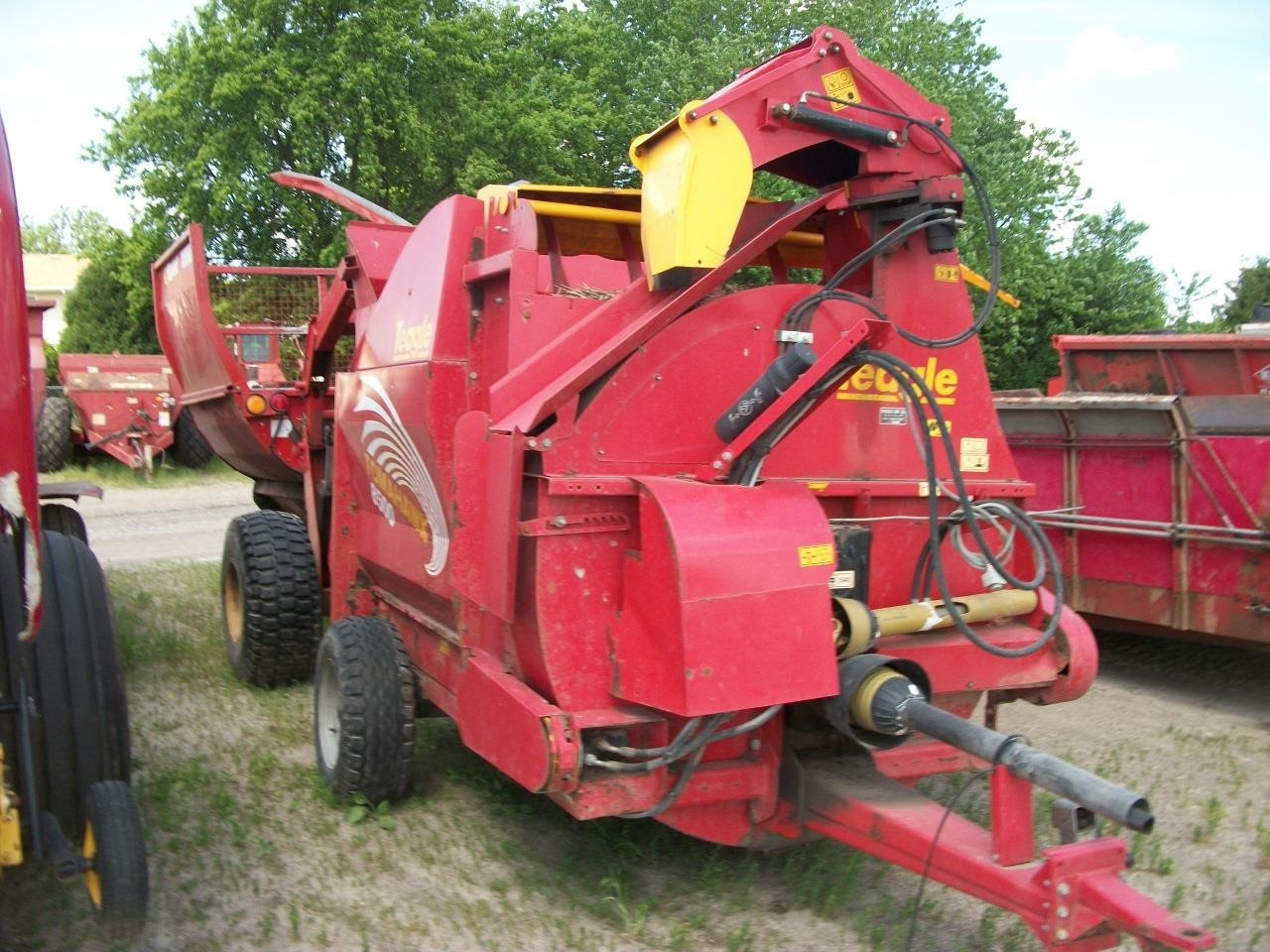 2013 Teagle Tomahawk 8500 Grinders and Mixer