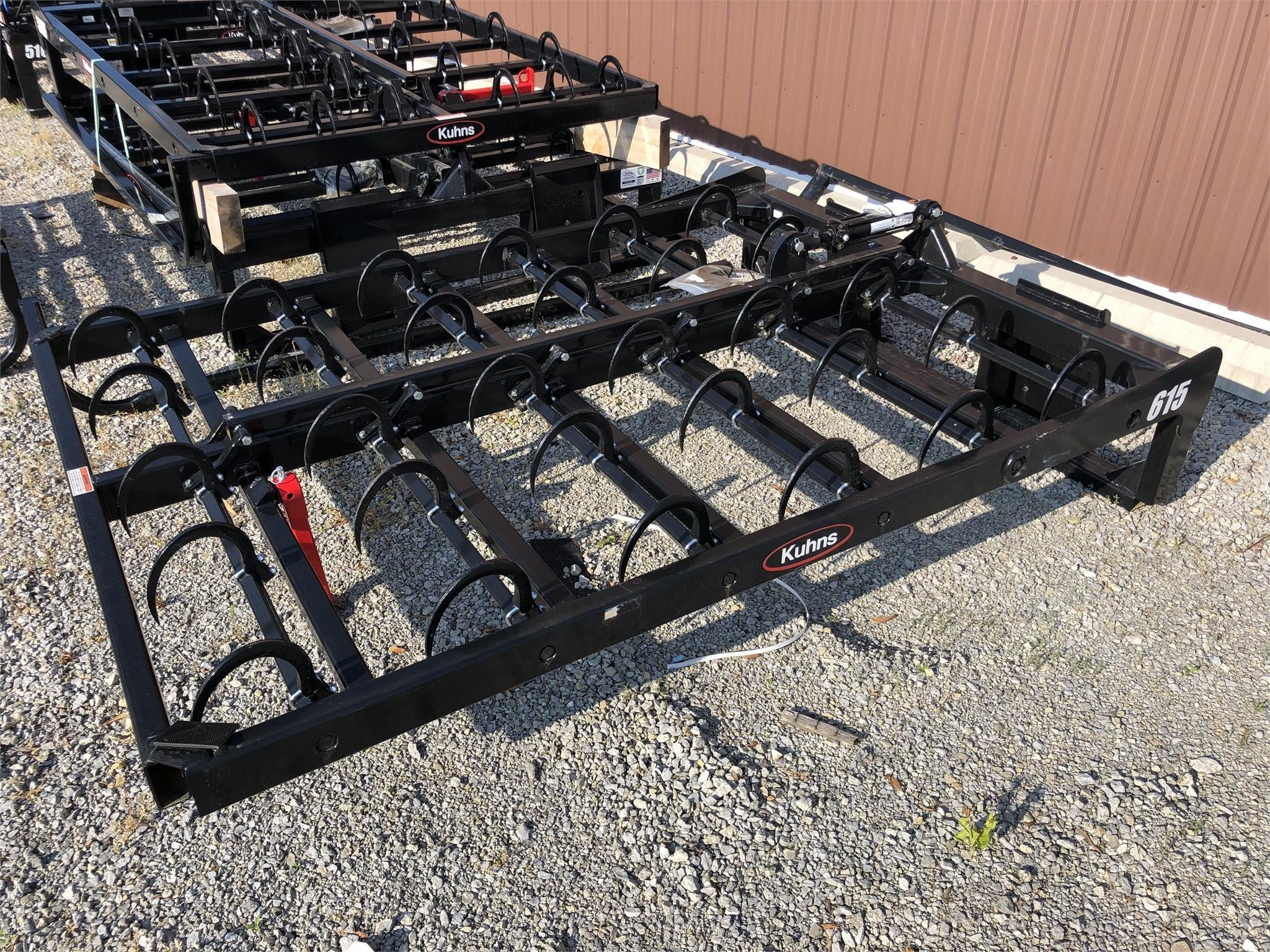 2021 Kuhns Manufacturing 615 Loader and Skid Steer Attachment