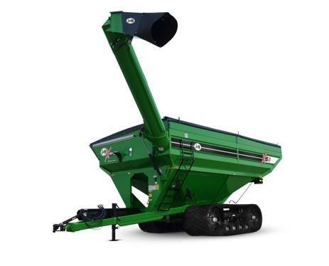 J&M 1112 Grain Cart